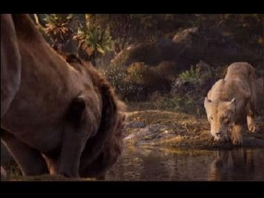 The Lion King new promo: Beyonce's Nala encourages Simba to return home and take his place as the king