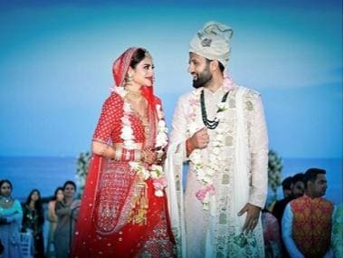 Nusrat Jahan marries Kolkata businessman Nikhil Jain in Turkey, shares pictures on Instagram