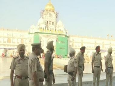 Operation Blue Star 35th anniversary: Radical Sikh outfit calls for partial bandh in Amritsar; over 3,000 security personnel deployed