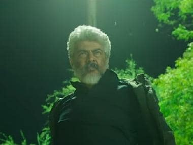 Nerkonda Paarvai trailer: Ajith plays a determined lawyer, takes down goons in Tamil remake of Pink