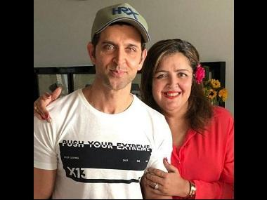 Rangoli Chandel claims Hrithik's sister Sunaina called Kangana to apologise for not standing by her