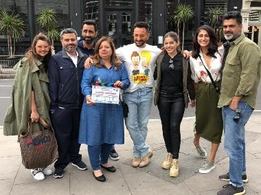 Jawaani Jaaneman: Saif Ali Khan, Alaia Furniturewala start filming coming-of-age comedy in London