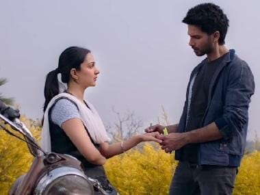 Kabir Singh's 'Kaise Hua' is another love song, this time depicting Shahid Kapoor, Kiara Advani's college romance