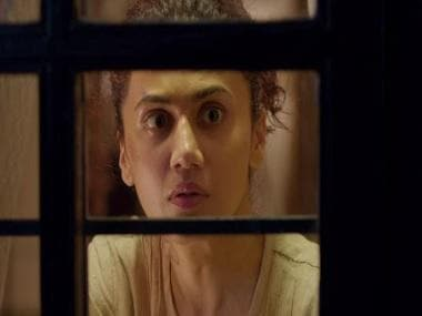 Game Over movie review: Taapsee Pannu hits the ball out of the park through a terrifying thriller