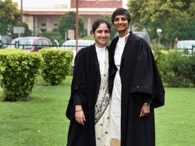 As Section 377 lawyers Menaka Guruswamy and Arundhati Katju come out as a couple, what it means for the LGBT+ community in India