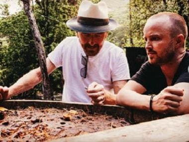 Bryan Cranston, Aaron Paul reunite for new Mezcal company; Twitterati disappointed it isn't for a Breaking Bad spin-off