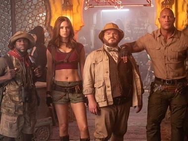 Jumanji: The Next Level trailer — Dwayne Johnson, Karen Gillan, Kevin Hart, Jack Black return to the jungle