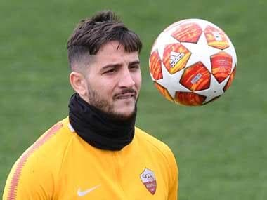 Serie A: Napoli sign Greece international Kostas Manolas from league rivals AS Roma for reported fee of $40.6 million