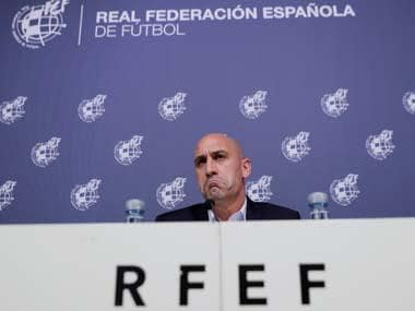 LaLiga: RFEF president Luis Rubiales blasts Spanish football league's decision to continue scheduling games on Mondays