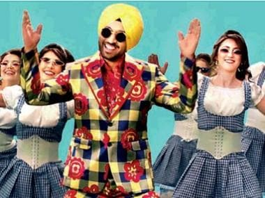 Arjun Patiala song Sip Sip: Diljit Dosanjh, Varun Sharma are having fun in Guru Bhullar's track on alcohol