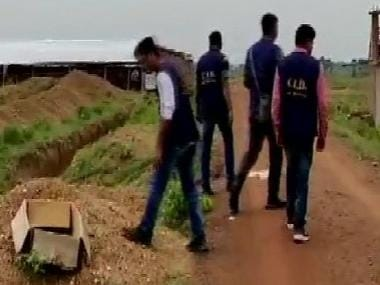 CID recovers 50 kg of ammonium nitrate and 1,000 detonators from West Bengal's Birbhum district