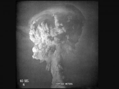 Dawn of the Nuclear Age: 74 years ago, the first atomic bomb was tested in a desert in New Mexico
