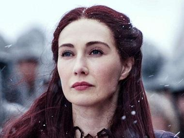 Game of Thrones actress Carice van Houten says HBO show had less nudity after #MeToo movement