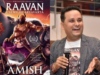 Amish Tripathi on his new book Raavan, ancient Indian philosophy, research and writing processes