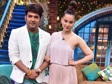 Kangana Ranaut praises Kareena Kapoor on The Kapil Sharma Show, says she has perfect work-life balance skills