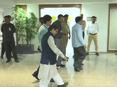 Gujarat Rajya Sabha bypolls: Voting begins for two seats in Upper House; vacancies were created by Amit Shah, Smriti Irani
