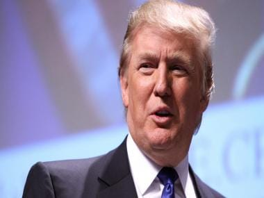 US President Donald Trump thinks other countries are not taking care of their plastic