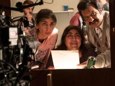 Gurinder Chadha on Blinded by the Light, being inspired by Bruce Springsteen and recreating '80s Britain