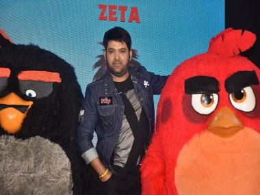 Angry Birds Movie 2: Kapil Sharma, Archana Puran Singh, Kiku Sharda attend press meet ahead of film's release