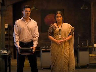 Mission Mangal new trailer reveals Akshay Kumar, Vidya Balan's relentless efforts to make Mars project a success