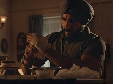 Sacred Games 2 promo sees Saif Ali Khan's Sartaj Singh grappling with events from Season 1