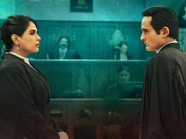 Section 375 teaser: Richa Chadha battles against Akshaye Khanna for rigid rape laws in this courtroom drama