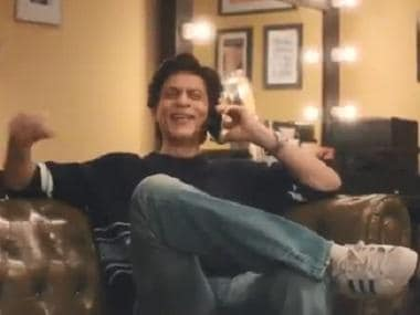 Ahead of Bard of Blood trailer release, Shah Rukh Khan teases yet another puzzling video with Netflix