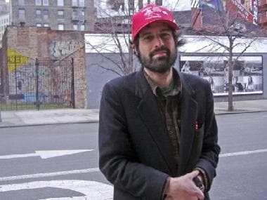 David Berman, founder and frontman of indie group Silver Jews, dies at 52