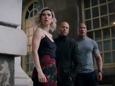 Hobbs & Shaw box office collection: Dwayne Johnson, Jason Statham's spinoff earns Rs 42.90 cr in opening weekend
