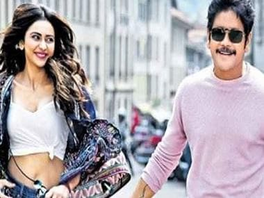 Manmadhudu 2 movie review: Nagarjuna, Rakul Preet's film doesn't tap into its potentially rich emotional aspect