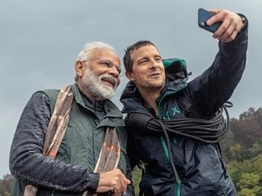 Narendra Modi's Man Vs Wild episode with Bear Grylls on Discover Channel sends Twitter into meme avalanche