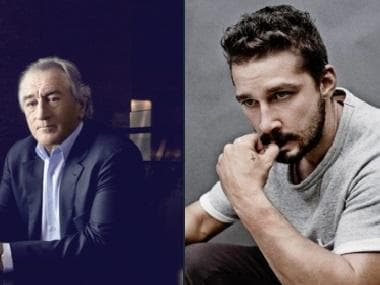 Robert De Niro, Shia LaBeouf to play ex-cons in upcoming crime drama After Exile