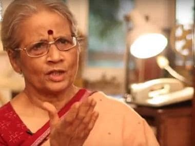Watch: In I-Day message, Shanta Gokhale says, 'Punishing the victim is what we see today'