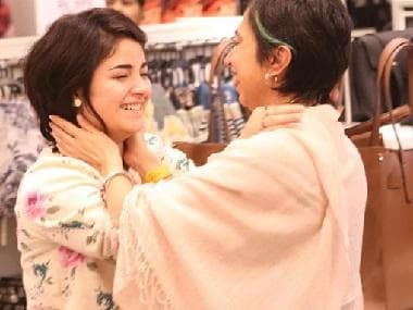 Shonali Bose says she is unable to contact Zaira Wasim in Jammu & Kashmir: 'Can't reach my baby right now'