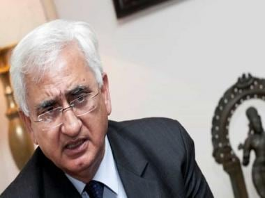 Salman Khurshid says no leadership crisis in Congress, support for Sonia, Rahul is apparent to 'anyone not blind' 2