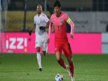 Tokyo Olympics 2020: Tottenham star Son Heung-min left out of South Korea football squad