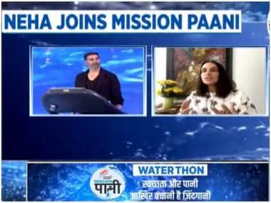 Mission Paani Waterthon: Worried about world we're leaving behind for the next generation, says Neha Dhupia thumbnail