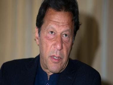 Imran Khan says Pakistan under 'pressure' from US over China relations, vows never to buckle