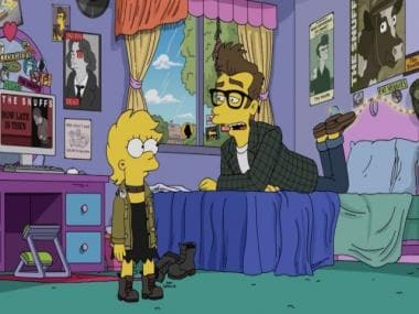 British singer Morrissey accuses The Simpsons of 'hatred' after new episode parodies him as racist