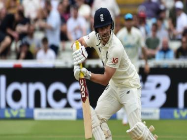England vs New Zealand: Rory Burns, Dan Lawrence strike fifties as hosts post 258/7 on Day 1 of second Test