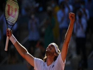 French Open 2021: Stefanos Tsitsipas becomes first Greek to reach Grand Slam final with win over Alexander Zverev