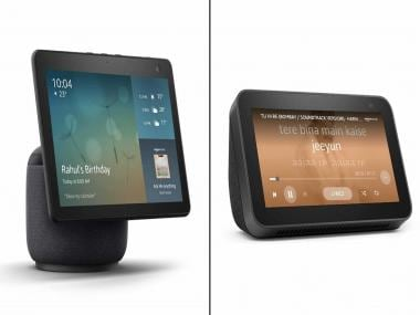 Amazon launches Echo Show 5 and Echo Show 10 in India: Check prices and more details here