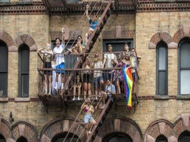 New York's Pride parade held virtually for second consecutive year, amid in-person parties, marches