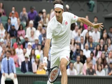 Wimbledon 2021: 'Lucky' Roger Federer survives scare from Adrian Mannarino to reach second round