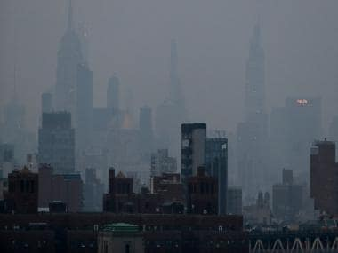 How raging wildfires in Canada, eastern US have pushed New York into an air pollution crisis