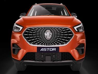 MG Astor India unveil LIVE updates: Features, engine options, specifications, delivery timeframe details expected