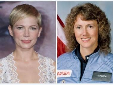 Michelle Williams to feature as NASA astronaut Christa McAuliffe in space drama The Challenger