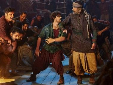 Thugs of Hindostan box office collection: Aamir Khan's film crosses Rs 100 cr despite decreasing footfalls