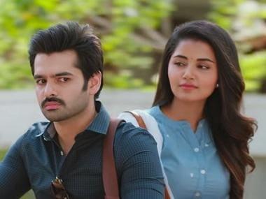 Hello Guru Prema Kosame movie review: Ram Pothineni-starrer is a tiresome, male-centric take on romance