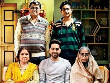 Badhaai Ho box office collection: Ayushmann Khurrana-Neena Gupta comedy crosses Rs 100 cr mark